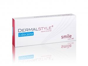 DERMASTYLE smile lidocain
